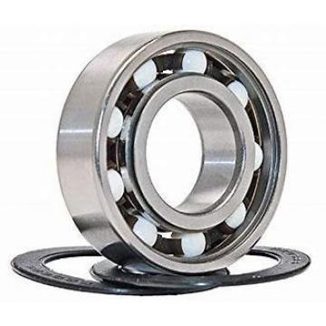 25 mm x 62 mm x 17 mm  NACHI 6305 deep groove ball bearings