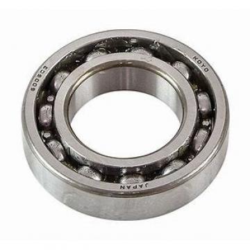 30 mm x 62 mm x 16 mm  KOYO 6206 deep groove ball bearings