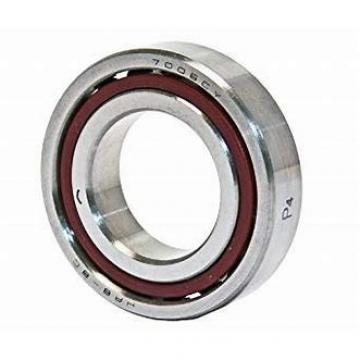 30 mm x 62 mm x 16 mm  SKF 206-2ZNR deep groove ball bearings
